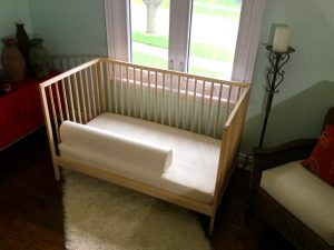 toddler bed guards