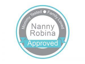nanny robina stamp of approval
