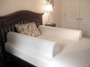 double bed guards