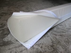 foam with cover