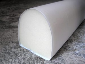 foam with cover A